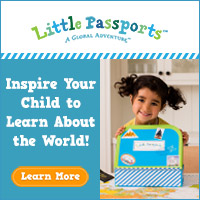 Little Passports Monthly Subscription for Kids. Sign up today and let the adventure begin!