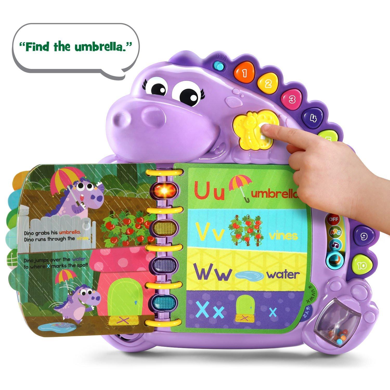LeapFrog Dino Alphabet Book – Online Exclusive Color – SALE ALERT