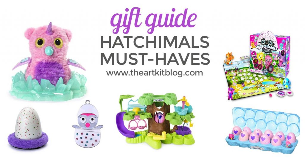 HATCHIMALS GIFT GUIDE must haves pinterest