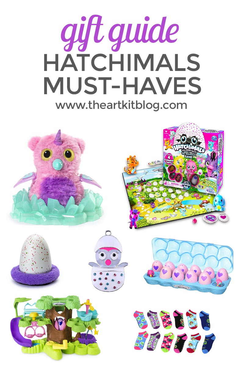 15 Must-Haves for Hatchimals Fans: Hatchimals Gift Guide