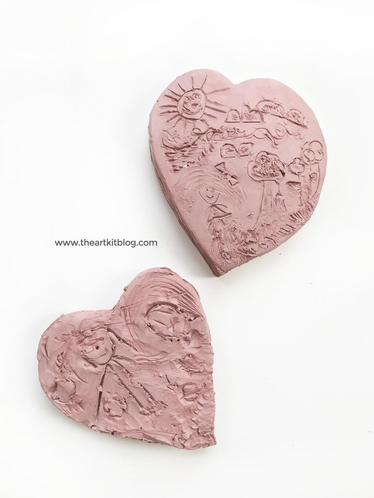 VINCENT VAN GOGH homespun and hands on review clay art for kids pinterest