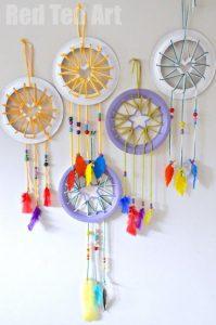 dreamcatcher crafts