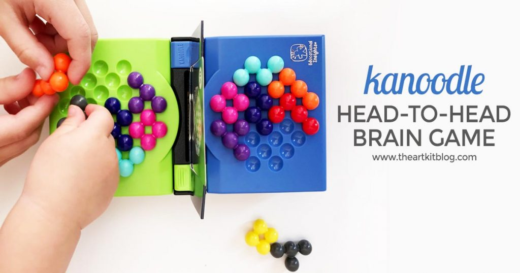 learning resources kanoodle head to head brain game review