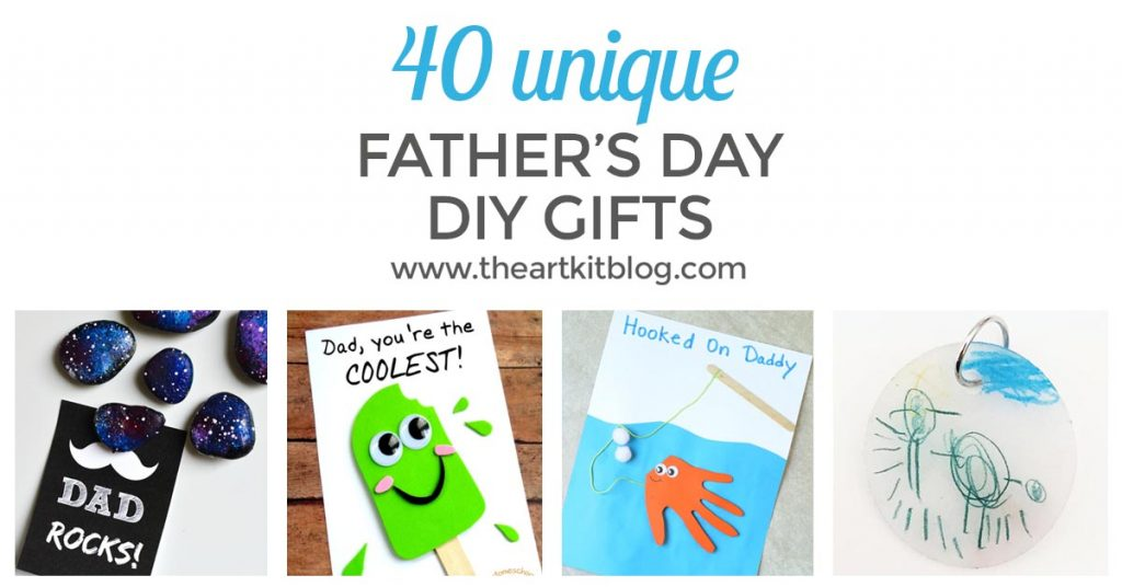 diy father's day gifts facebook