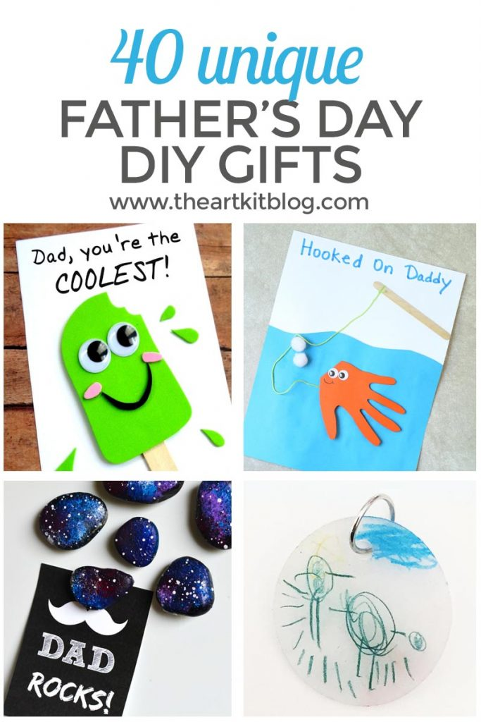 diy father's day gifts pinterest