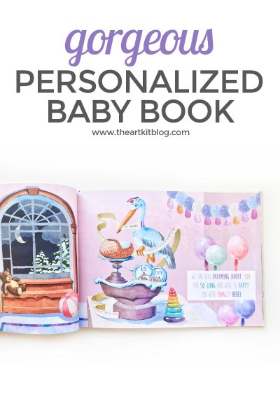 little book of you review personalized baby book