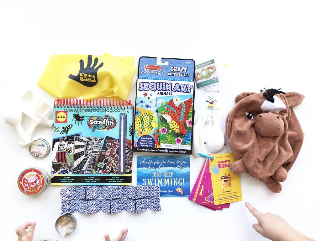 sensory theraplay subscription box review