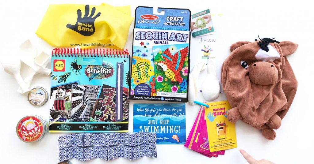 sensory theraplay subscription box review facebook