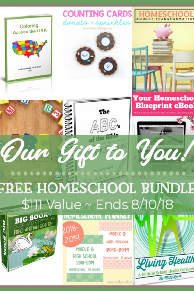 free homeschool bundle printables 2