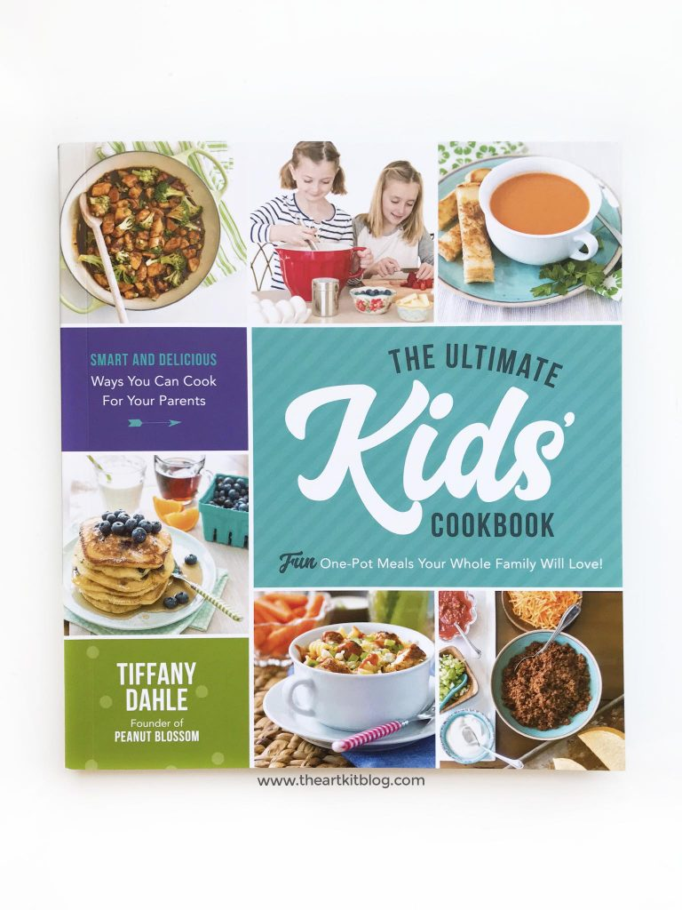 the ultimate kids cookbook review
