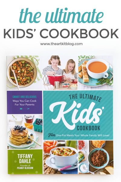 the ultimate kids cookbook review recipes pinterest