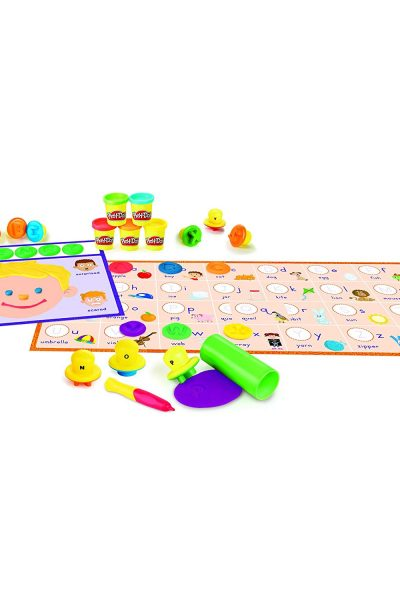 Play-Doh Shape and Learn Letters and Language {Sale Alert}