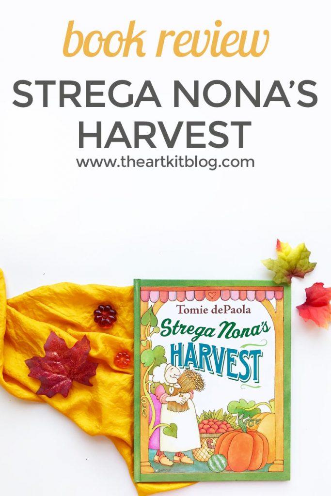 strega nona fall book review