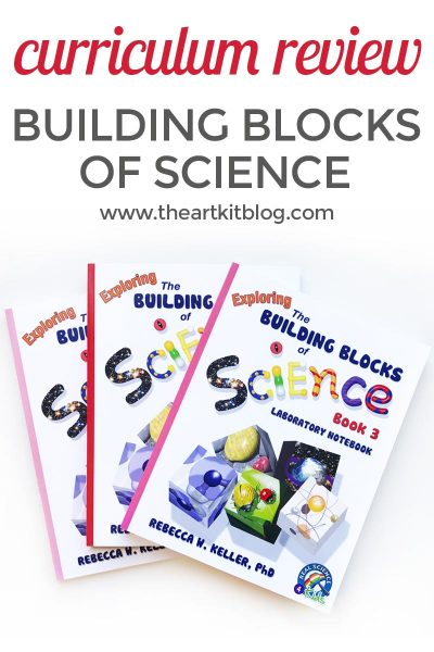 Building Blocks of Science Review {3rd Grade}