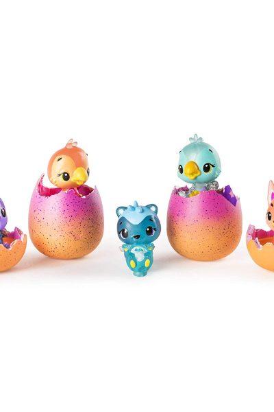 Season 4 Hatchimals CollEGGtibles 4-Pack + Bonus {Deal Alert}
