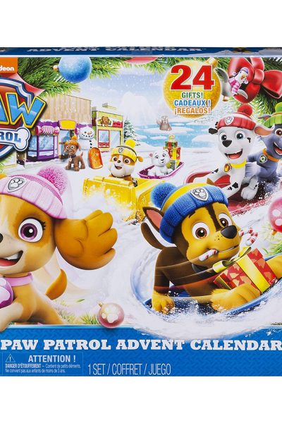 Paw Patrol Advent Calendar {Deal Alert}
