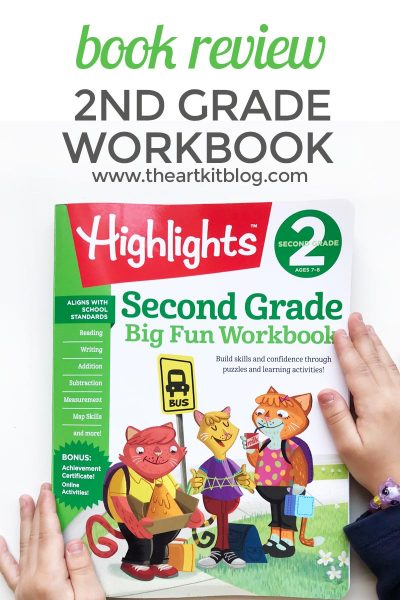 Highlights The Big Fun 2nd Grade Workbook Review