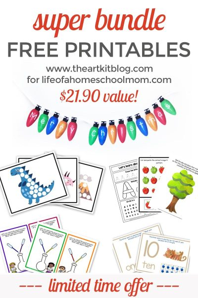 Homeschool Thursday: 2018 Edition {70+ Products Valued at over $1200 for FREE!}