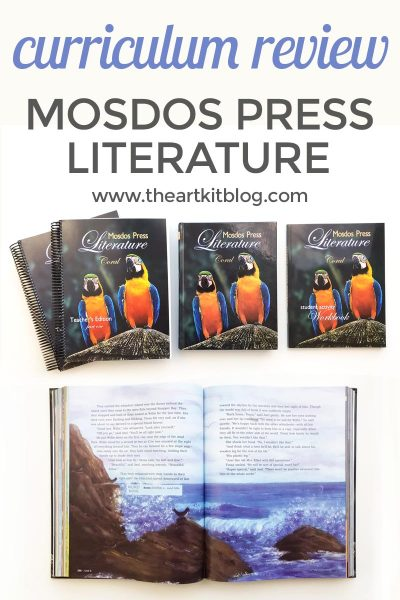 Mosdos Press Literature – Coral – Book Review {5th Grade}