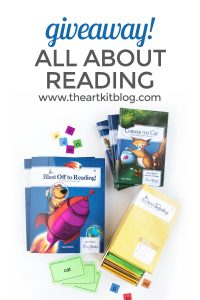 all about reading curriculum review pinterest GIVEAWAY