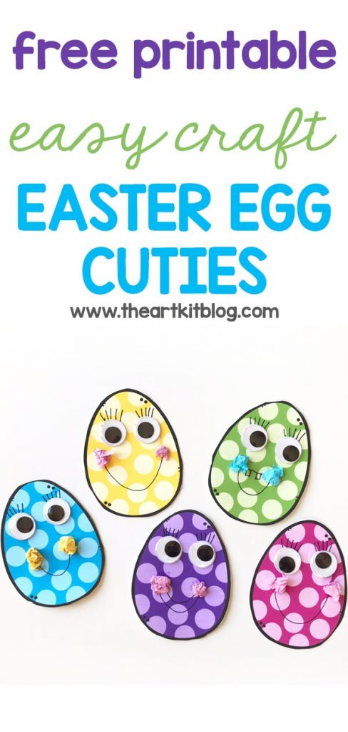 easter paper craft for preschoolers pinterest