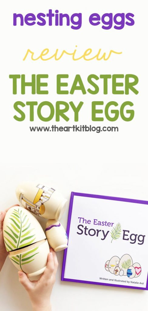 the easter story egg review resurrection eggs pinterest