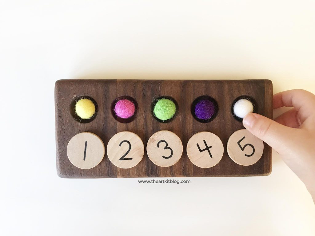 fun math activities for preschoolers you'll love that incorporate montessori and waldorf principles