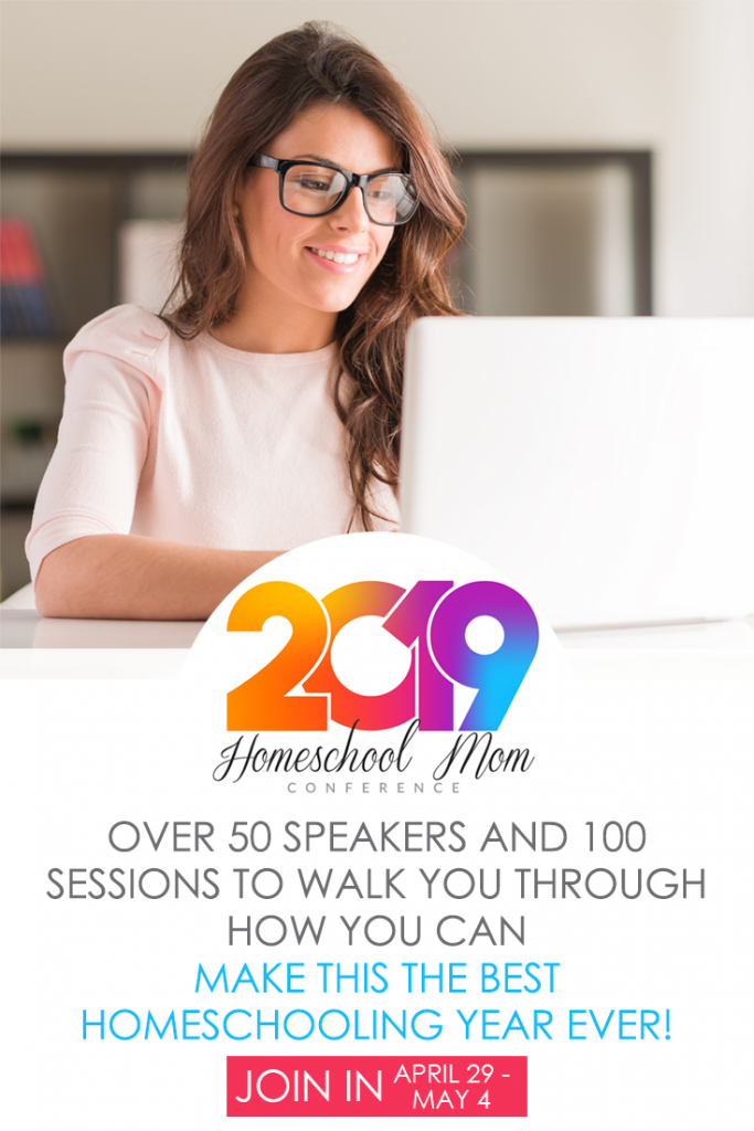 homeschool mom conference 2019