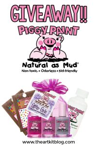 PIGGY PAINT GIVEAWAY PINTEREST