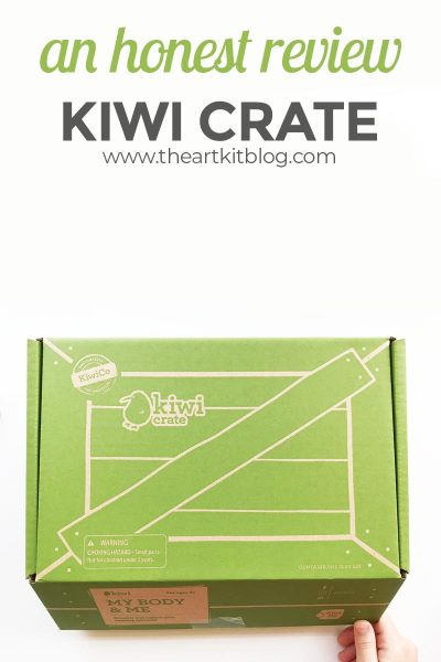 KiwiCo Review: Kiwi Crate for 5-8 Year Olds