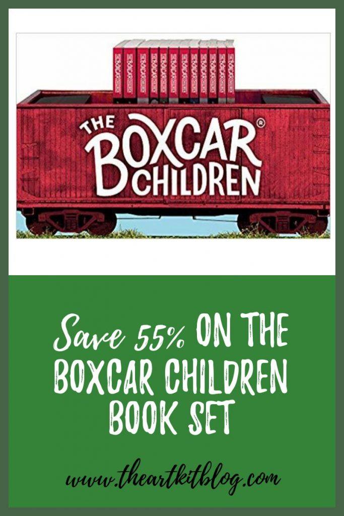 boxcar children book set sale