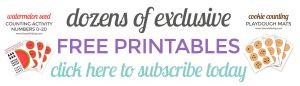 the art kit blog free printables for kids worksheets homeschool