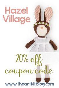 hazel-village-coupon-code-sale