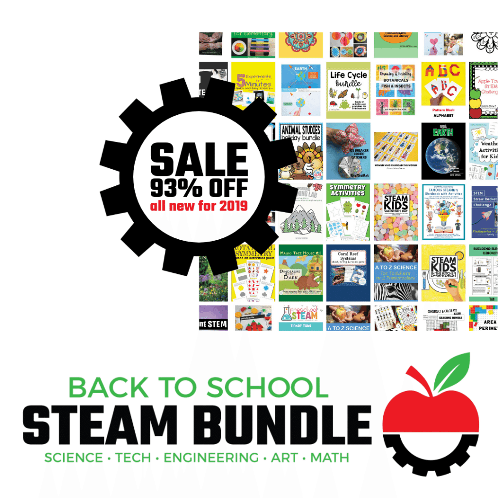 Back to School STEAM Kids Bundle - What is it Really? - The