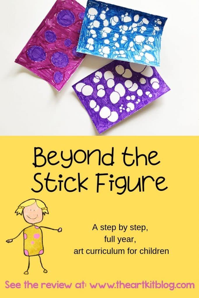 Beyond the Stick Figure review art online class kids homeschool pinterest