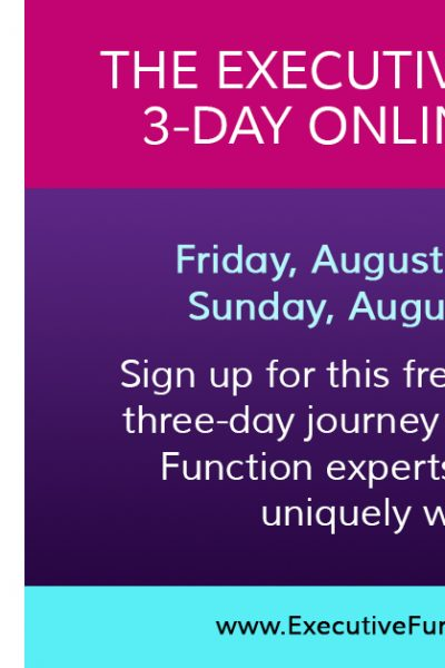 executive function free