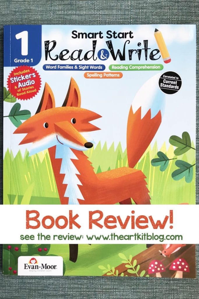 evan-moore-smart-start-read-and-write-1st-grade-book-workbook-review-pinterest