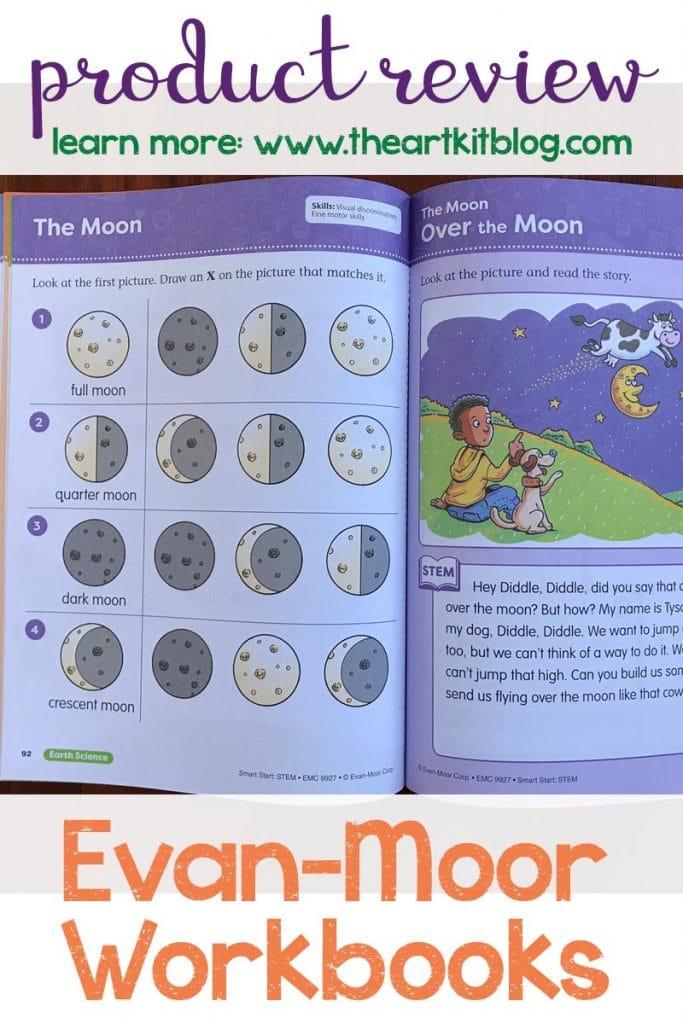 evan moor book review pinterest kids