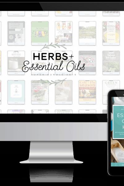 ultimate bundle herb essential oil sale