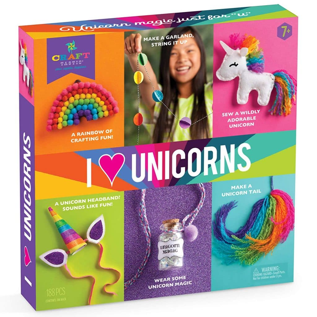 unicorn craftastic craft kit sale deal