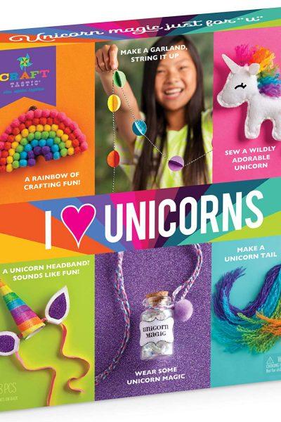 unicorn craftastic craft kit sale deal
