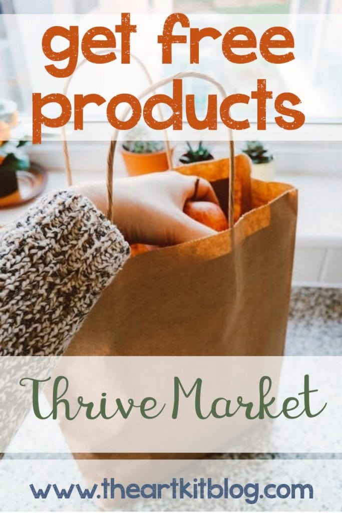 thrive market coupon code sale free groceries how to get review