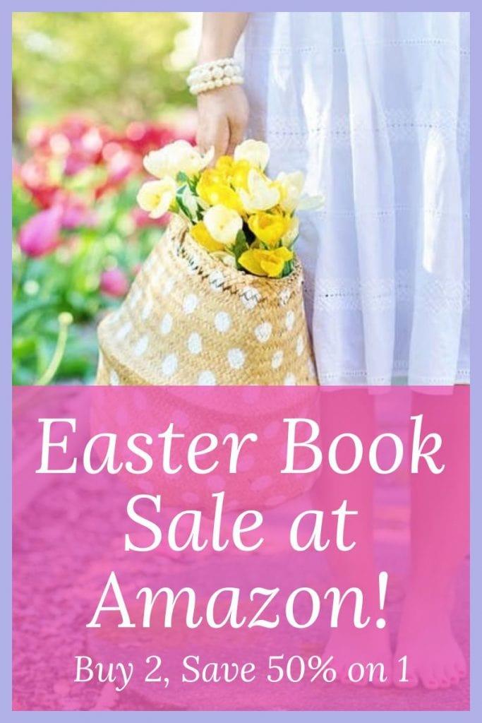 easter book sale amazon
