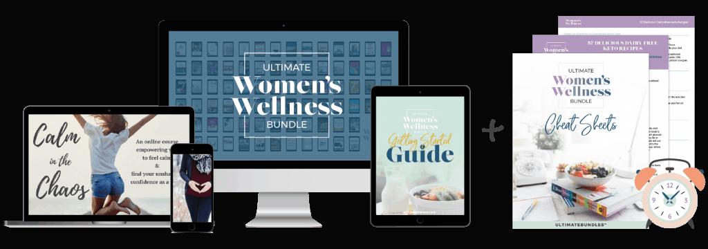 womens health wellness bundle
