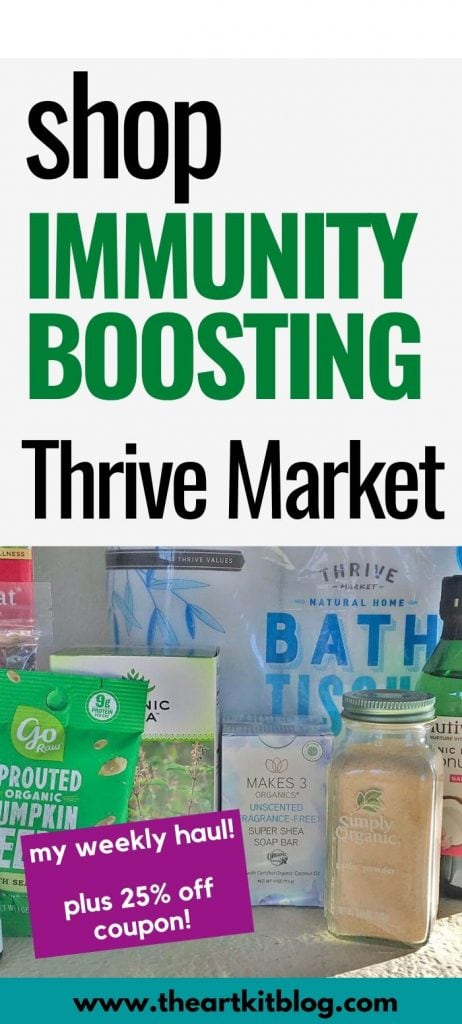 immunity boosting products thrive market