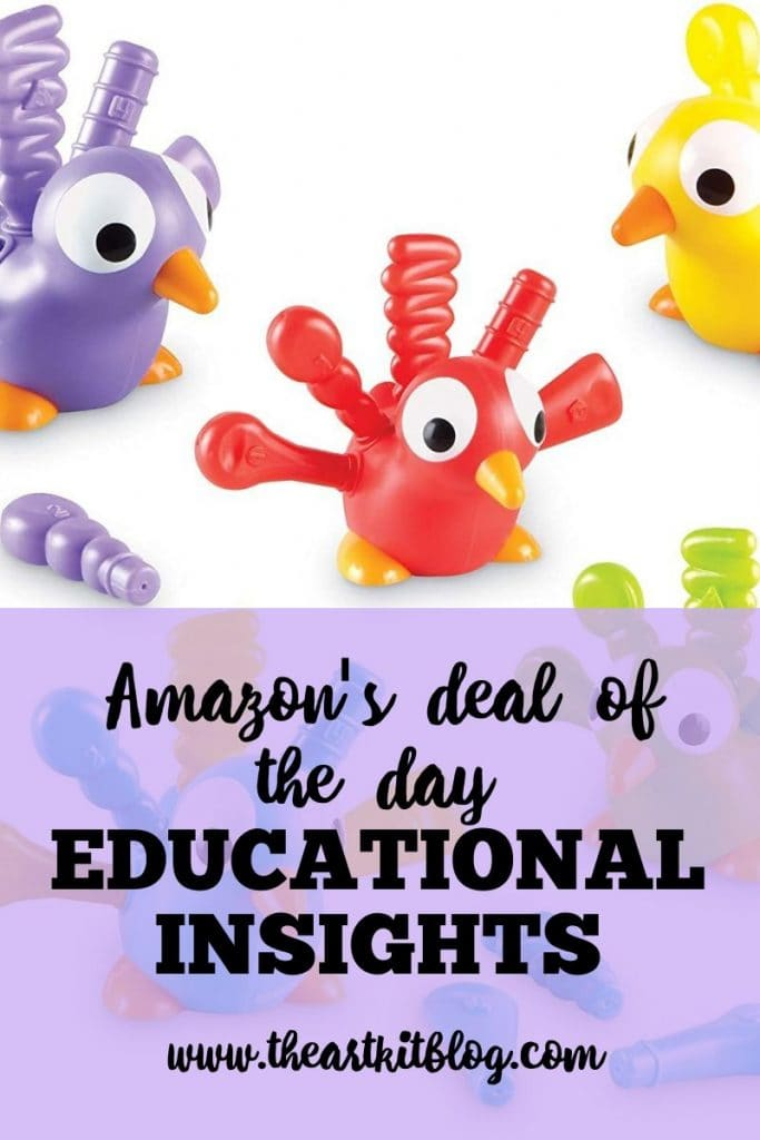 educational insights sale