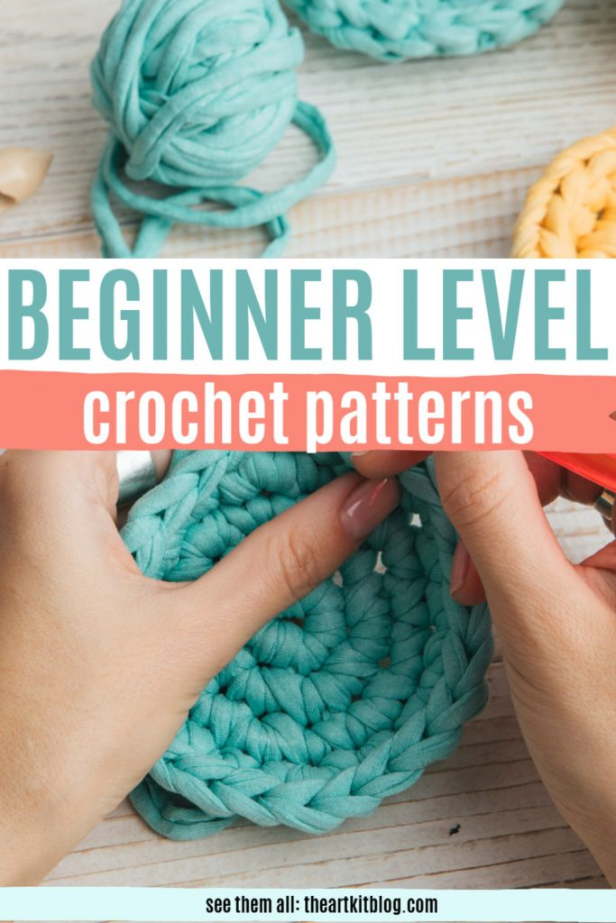 Patterns In Crocheting For Beginners